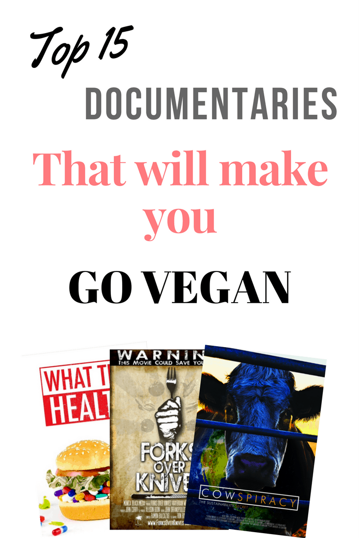 top vegan documentaries