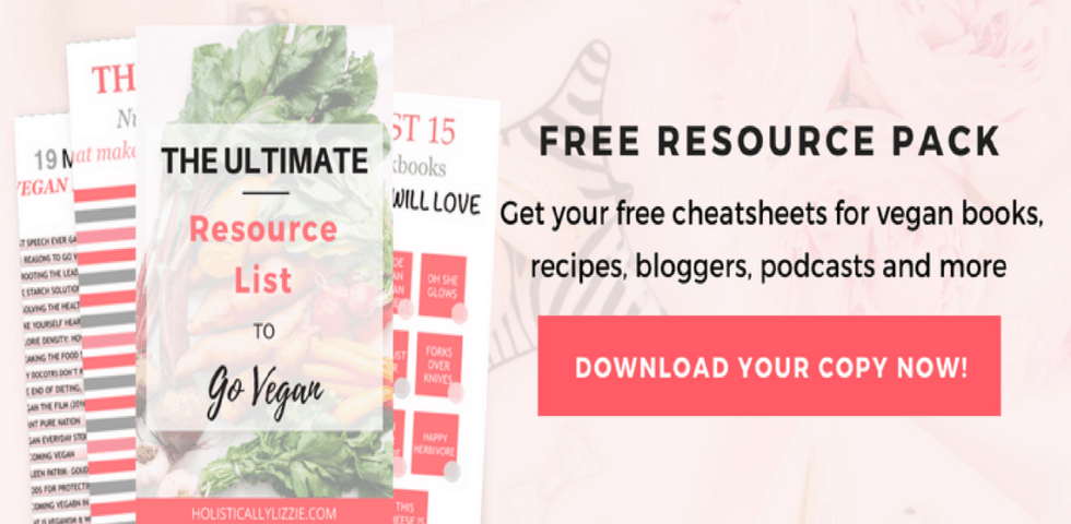 Free vegan resources. How to go vegan