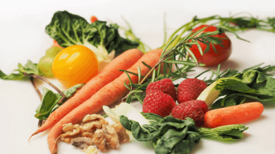 Load up on vegetables especially non-starchy
