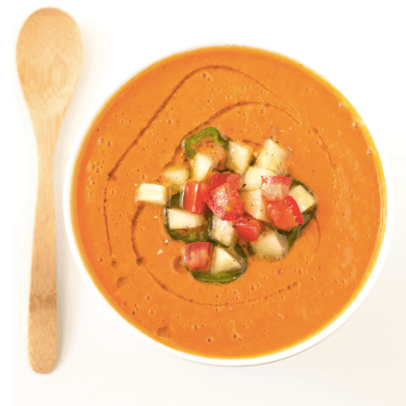 25 vegan soups for weight loss that you can make in a vitamix