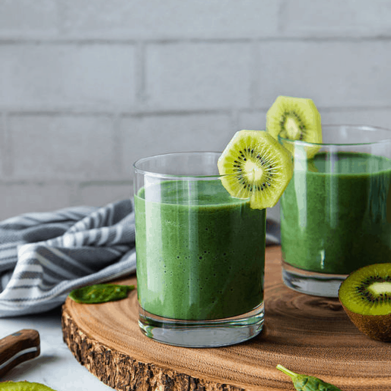 Popeye's Spinach And Spirulina Smoothie