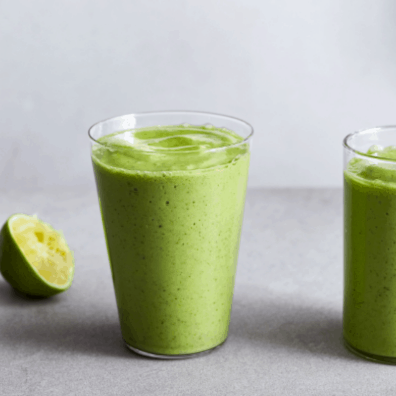 Get your greens in' smoothie