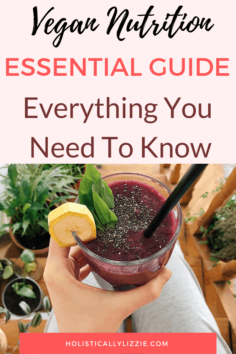 Essential Vegan Nutrition Guide: Everything You Need To Be A Healthy Vegan
